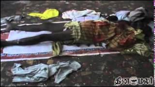 Murder in Temple at Vellore Mavattam Gudiyatham - Dinamalar Jan 10th News