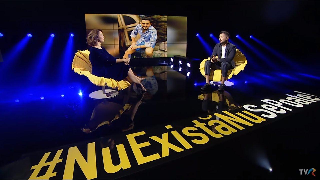 Andrei Ciobanu, despre viaţa reală şi cea virtuală | Nu există nu se poate cu Andreea Marin (@TVR2)
