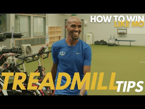 Mo's Tips on Using a Treadmill | How to Win Like Mo | Mo Farah (2020)