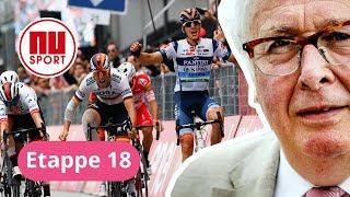 'Démare zit in een kansloze positie' | Mart Smeets bespreekt de Giro d'Italia