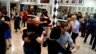 Уроки Аргентинского Танго. 10.05.17