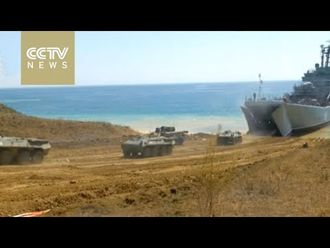 Russia redeploys troops to Crimean peninsula
