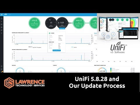 UniFi 5 8 28 and Our Debian Controller Update Process