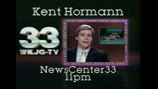 1986 - Bumpers for 'An Early Frost' & Kent Hormann Fort Wayne Sports