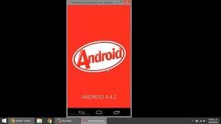 Tutorial   Instalar Android 4.4.2 Kitkat En Pc [incluye Google Play & Whatsapp]
