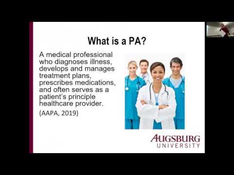 REVIEWED: Physician Assistants, Pa-cs