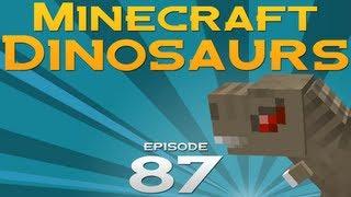 Minecraft Dinosaurs! - Episode 87 - T-Win T-Rexes