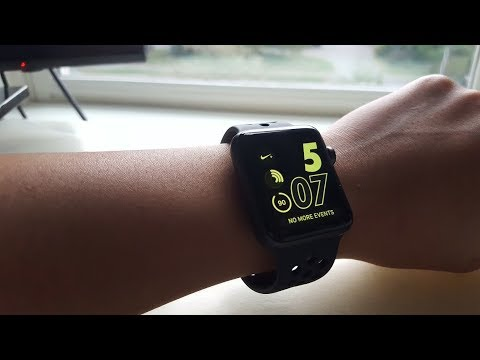 well known uk cheap sale detailed pictures Apple Watch Series 3 Nike plus edition Unboxing