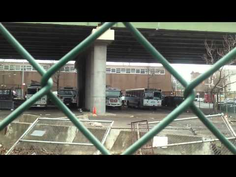 Exclusive Look At NYPD Patrol Borough Bronx Vehicles Being Stored In The Bronx