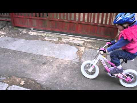 Výběr dětského kola I.