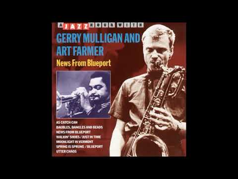 Gerry Mulligan & Art farmer -  News From Blue Port ( Full Album )