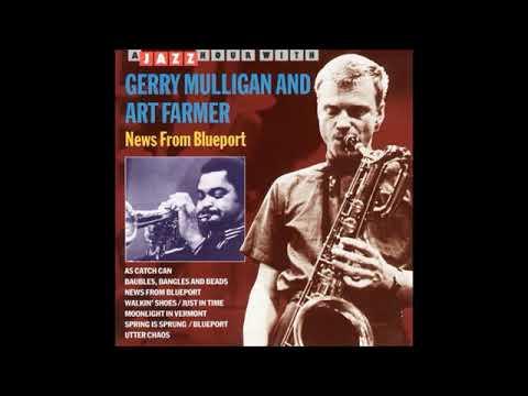 Gerry Mulligan & Art Farmer -  News From Blue Port ( Full Album )