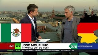 'Totally deserved victory... totally deserved defeat': Mourinho on Germany vs Mexico