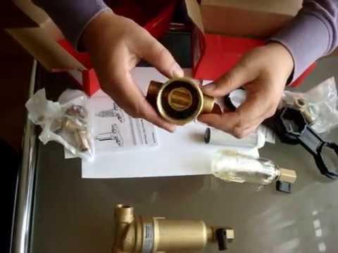 Фильтры механические Honeywell