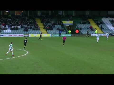 Highlights | Yeovil Town 2-0 Cambridge United