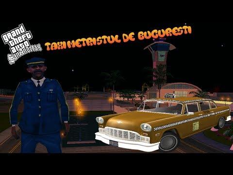 [Parodie SA:MP] Taximetristul de București