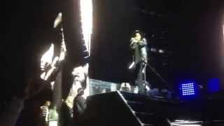 jay z big pimpin on the run at park san francisco august 5 2014
