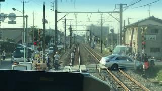 高崎線E231系 前面展望  籠原~深谷駅間で遭遇したハプニング thumbnail