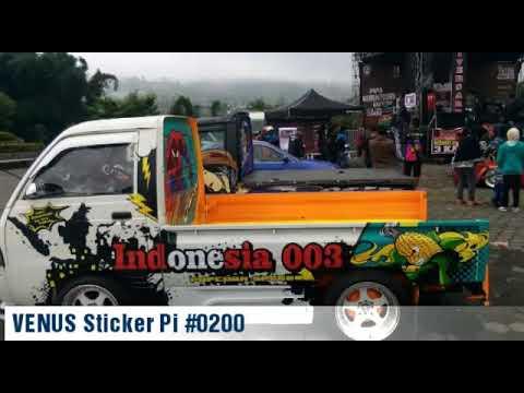 Modifikasi Mobil Pick Up Futura By Excmood Doovi
