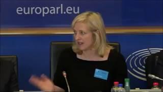 Facebook Cambridge Analytica - European Parliament Hearing 1