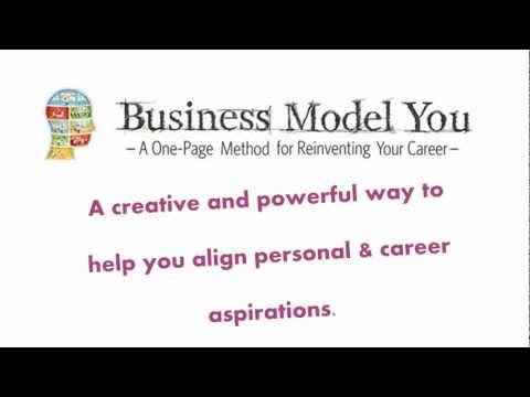 How Business Model You can help you change your career and lifestyle