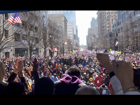The 11th Annual Moral March on Raleigh and HKonJ People's Assembly | Full Event