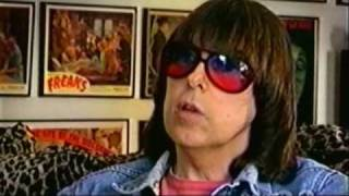 Proof that Johnny Ramone is the Moe Howard of Rock