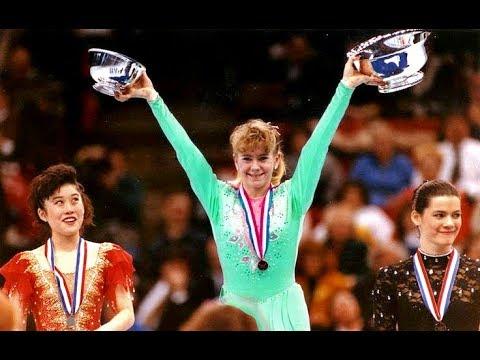 Tonya Harding - *Made History* (1991 US Figure Skating Championships)