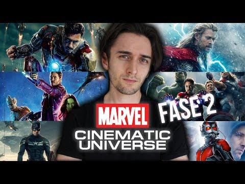 #InfinityWeek (2/3) MARVEL CINEMATIC UNIVERSE: FASE 2   Lorenzo Signore Recensione
