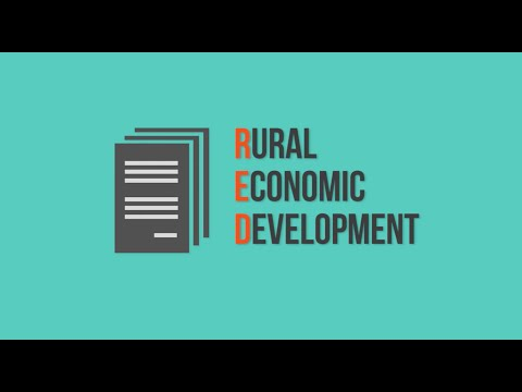 Rural Economic Development (RED) program with FairTax - Grant Funding Specialists