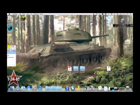 World of Tanks How To Install: J1mB0's Crosshair Mod [0.8.6]
