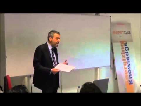 Energy Investments and Financing Tools in Greece of today | Mr. Emmanouel A. Maroulakis