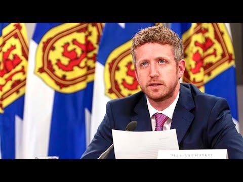 Nova Scotia Premier Iain Rankin calls summer election for Aug. 17