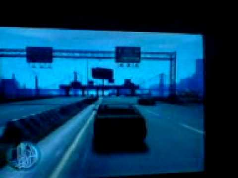 GTA IV: Killing another driver, by going in the back of his car