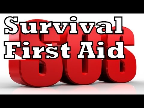 Surviving Disaster - First Aid Part 1
