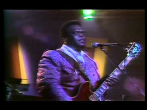 Freddie King Live In Texas Dallas - Ain't Nobody's Business