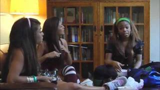 Girlicious - Like Me In the Studio, Rehearsal & The First Photo Shoot