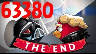 Darth Vader & Emperor BOSS BATTLE   Angry Birds Star Wars 6-30 by 3starsgoldenegg