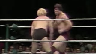 Pat Patterson vs Ted DiBiase 6/19/79