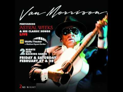 Spirit  Van Morrison Live