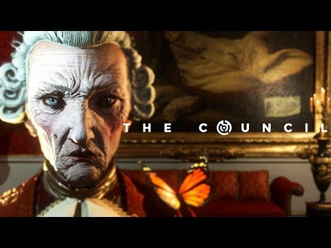 The Council: Episode 1  Part1(detective,adventure,very nice game stream)