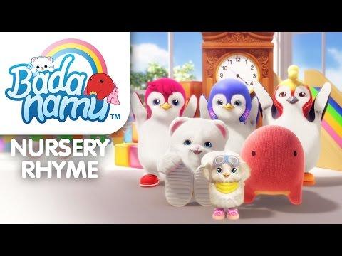 Hickory Dickory Dock L Nursery Rhymes & Kids Songs