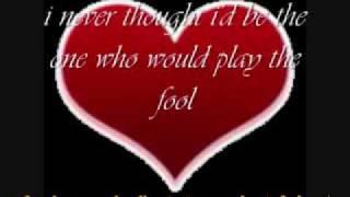 My Tender Heart with Lyrics