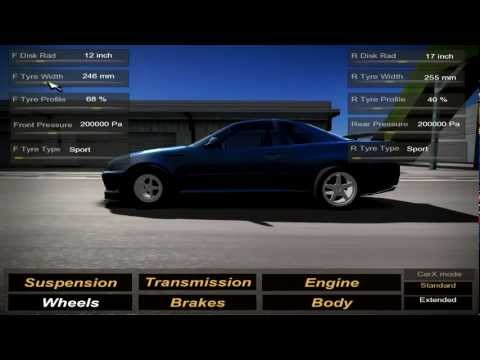 CarX - Car Physics Engine, car physics middleware for AAA racing