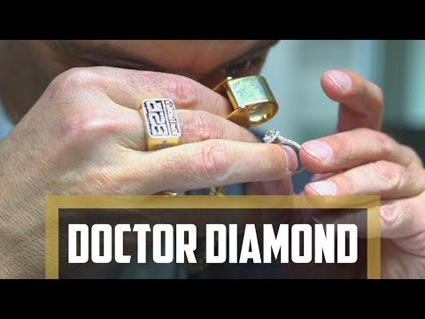 Doctor Diamond's Success Story | 35 Years Of Experience