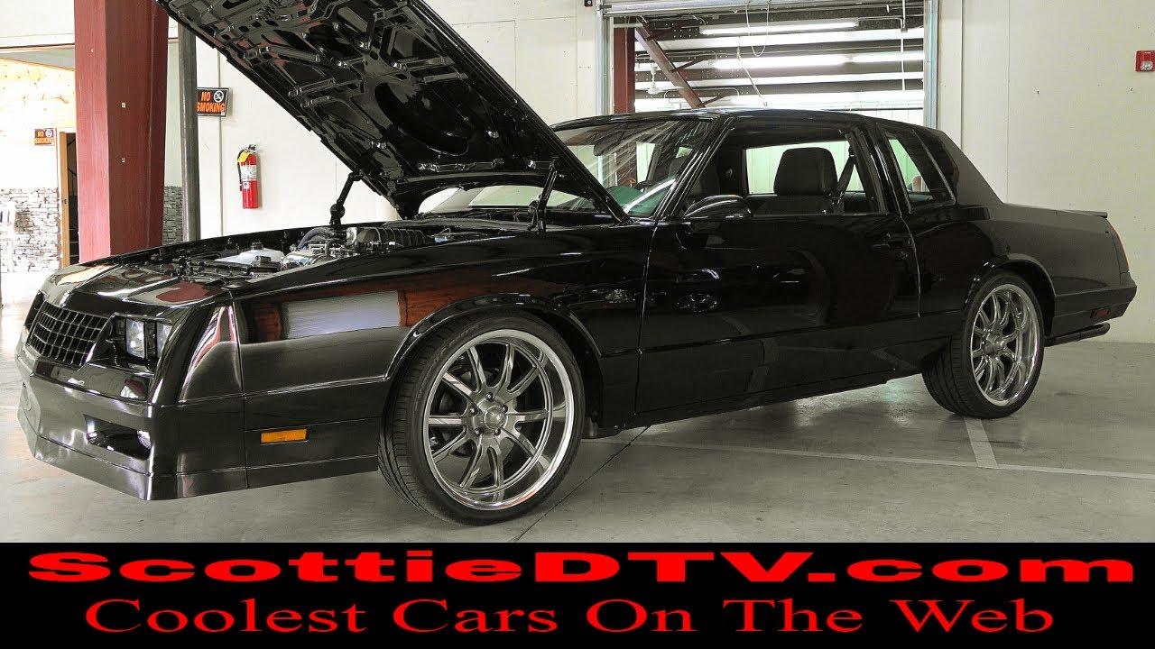 1986 Chevrolet Monte Carlo Ss Street Machine 2018 Auto Crusade Car