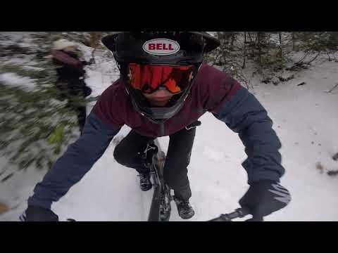 Ride in the snow - William Robert