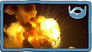 NASA Rocket EXPLODES!
