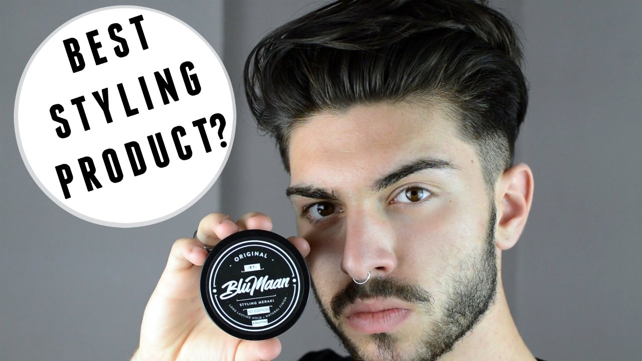 The Best Hair Styling Product For Men My Favourite Product Why Youtube