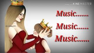 Mother's Day 😍😍Oo Meri Maa Song (Lyrics) | Bhutu Title Song | Musical World